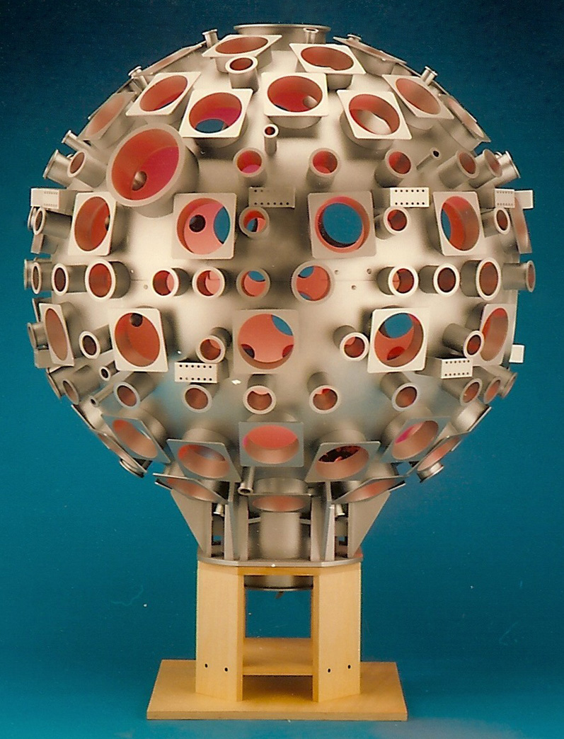 Fusion Reactor Chamber Scale Model