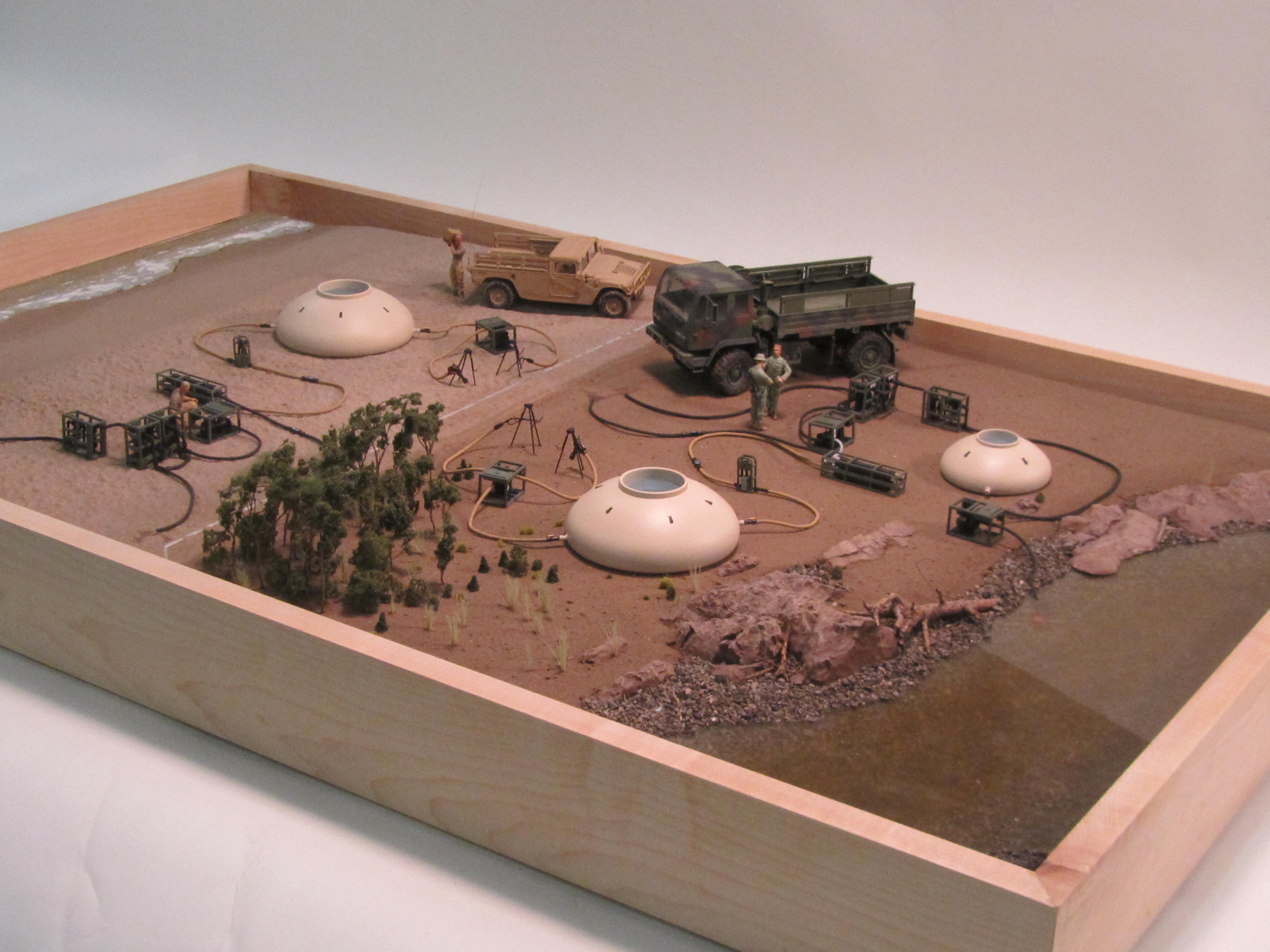 a257ccaf08 Water Purification System Diorama