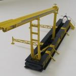 Oil Industry Catwalk Model