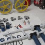 Model parts