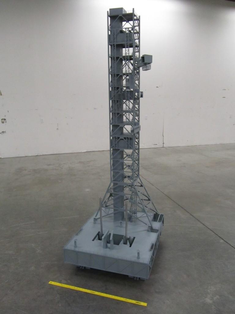 Rocket Launch Pad Models Kiwimill Portfolio