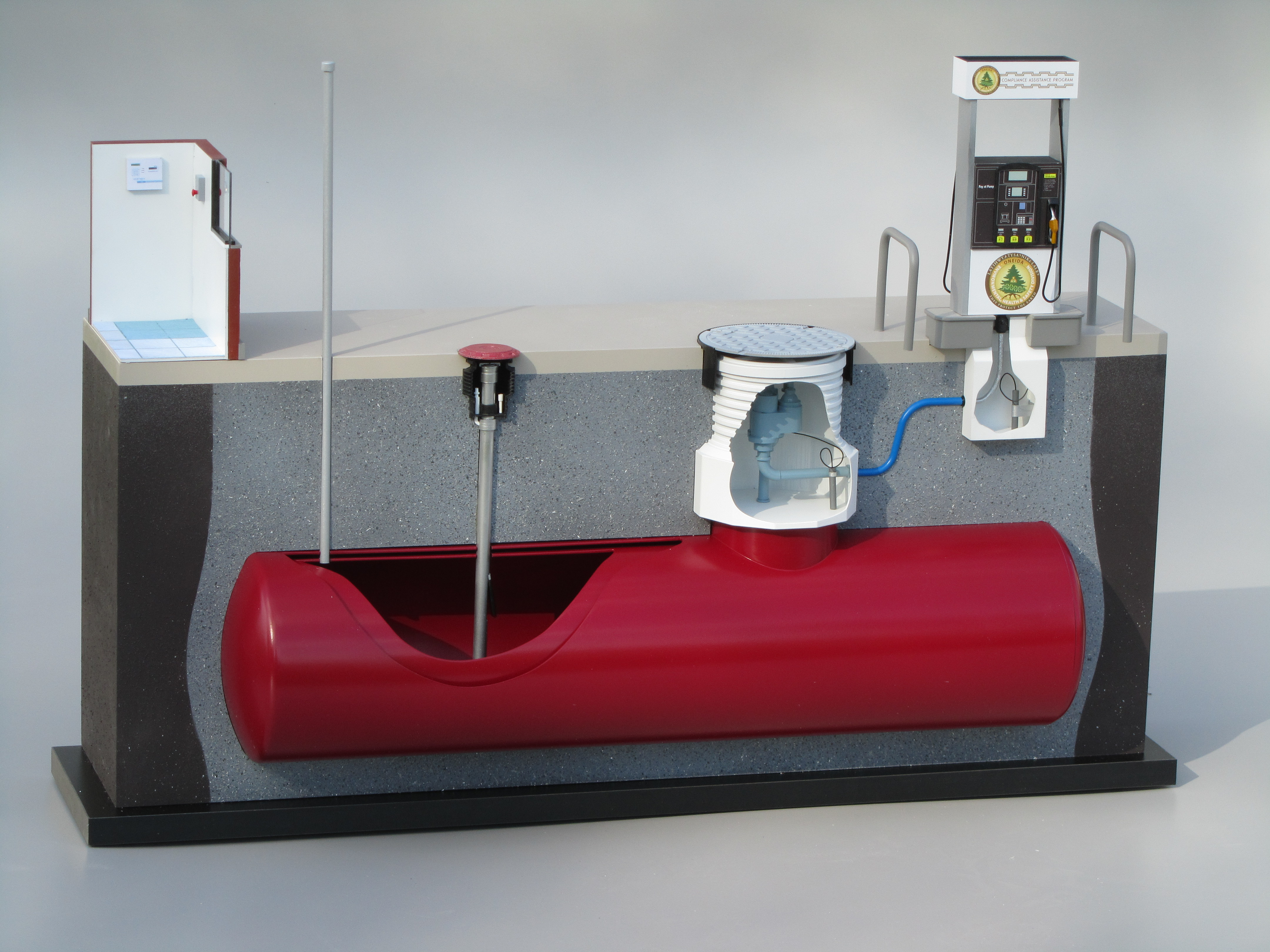 a study on underground storage tank Shop fabricated tanks quality control program sti cp testers and sp001 inspectors underground storage tank flood guide environmental and energy study institute performance testing of underground storage tank against buckling, tank burial depth test report.