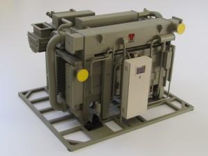 Vapor Absorption Model