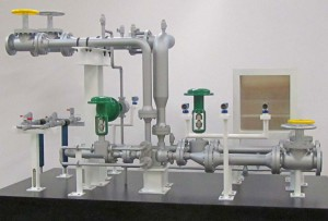 Industrial Skid Model