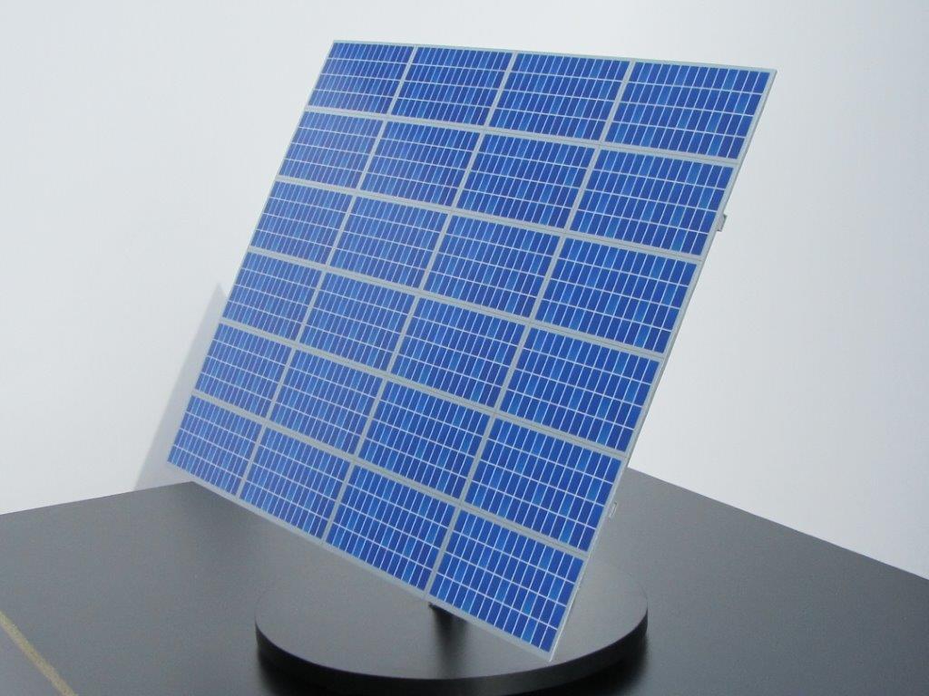 Motorized Solar Panel Model Kiwimill Portfolio