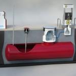 Underground Storage Tank Model