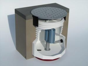 Turbine Sump Pump Model