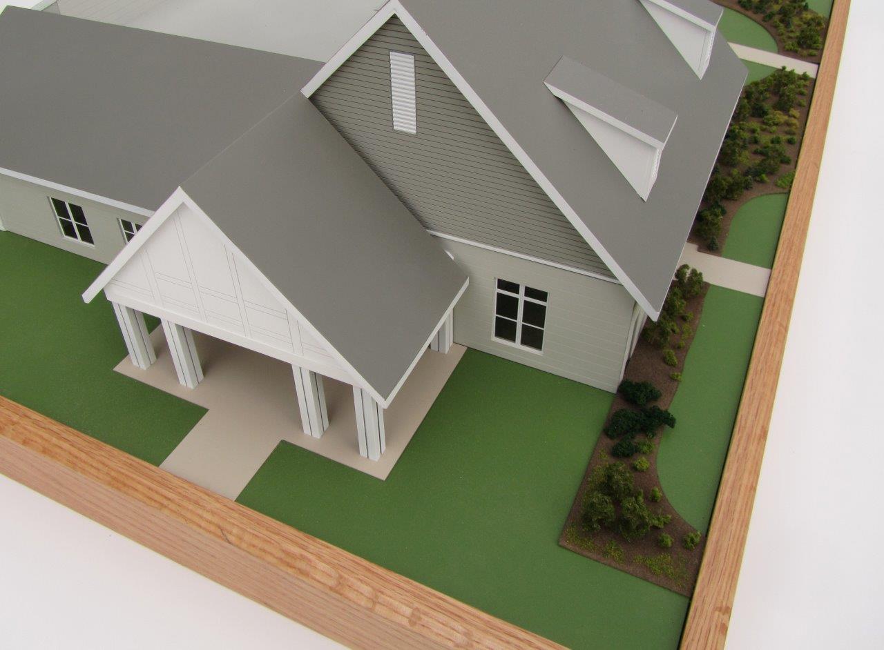 retirement community model