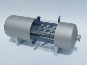 oil dehydrator model