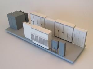 PV Skid Model