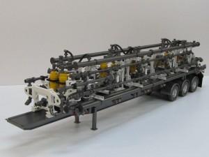 manifold trailer model