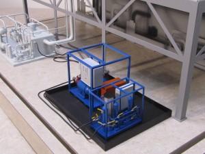 lubrication system model