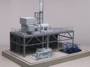 lubrication system model