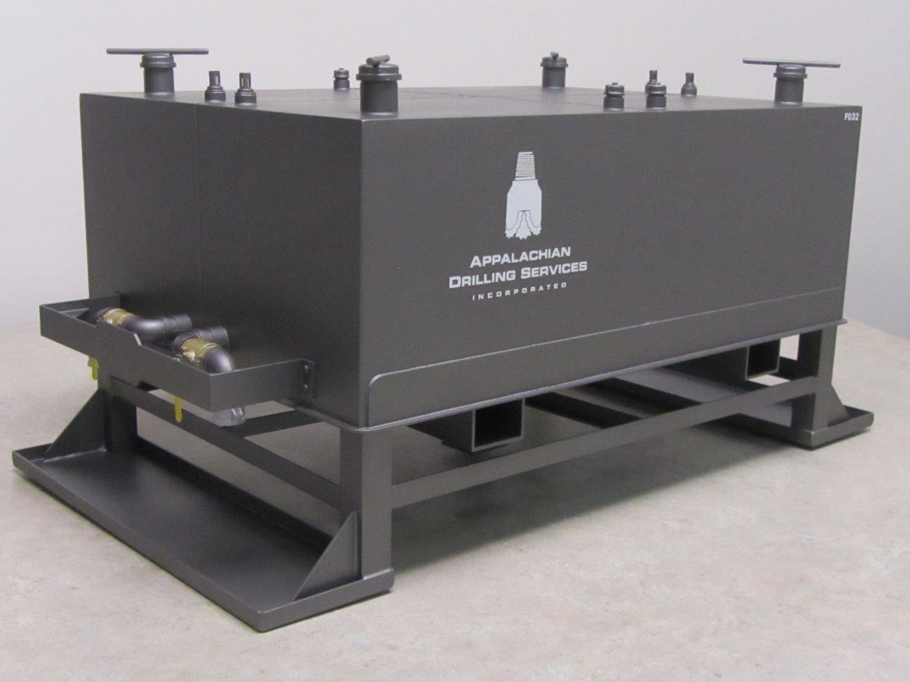 storage container model