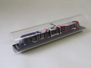 train model display