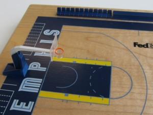 Basketball Court Sales Model