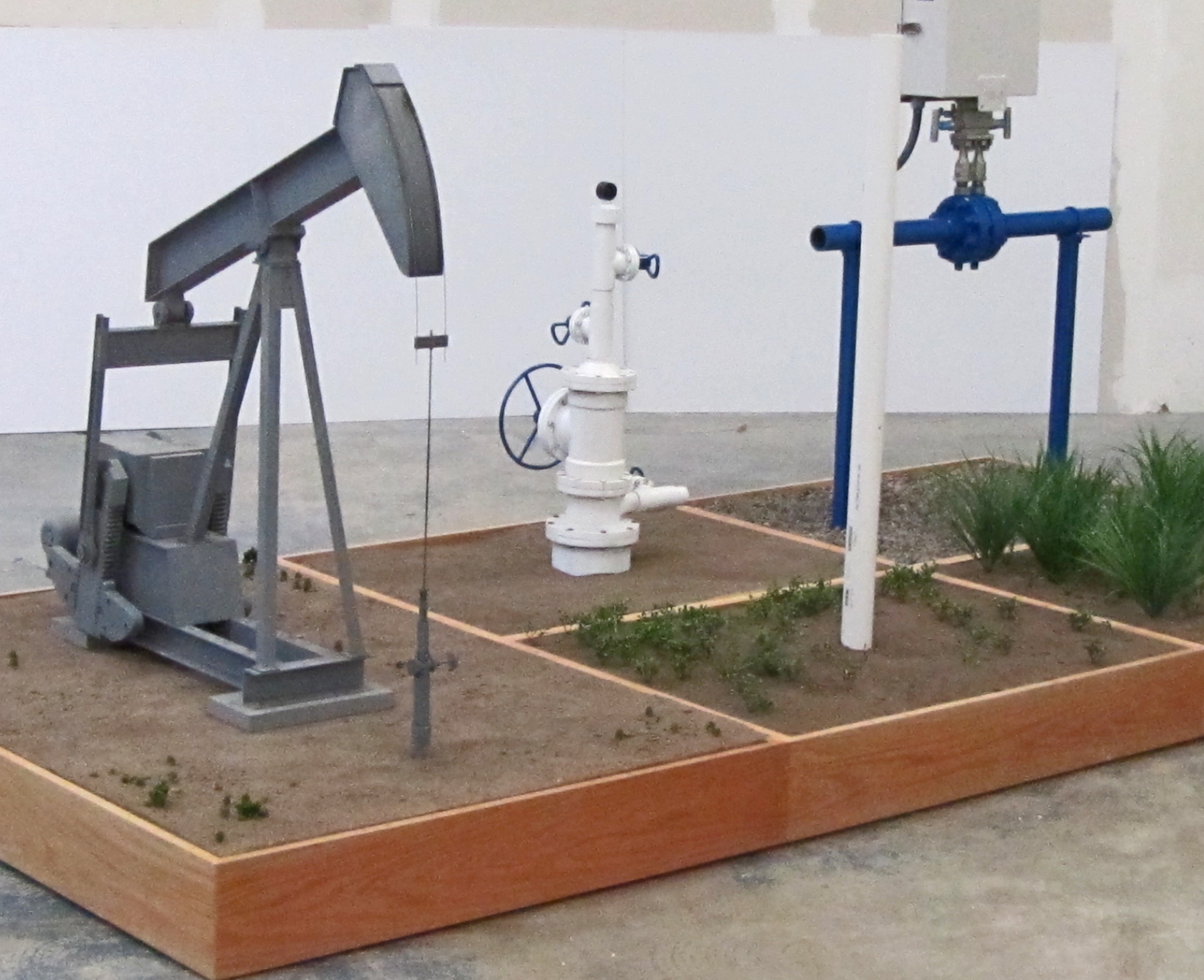 pumpjack model