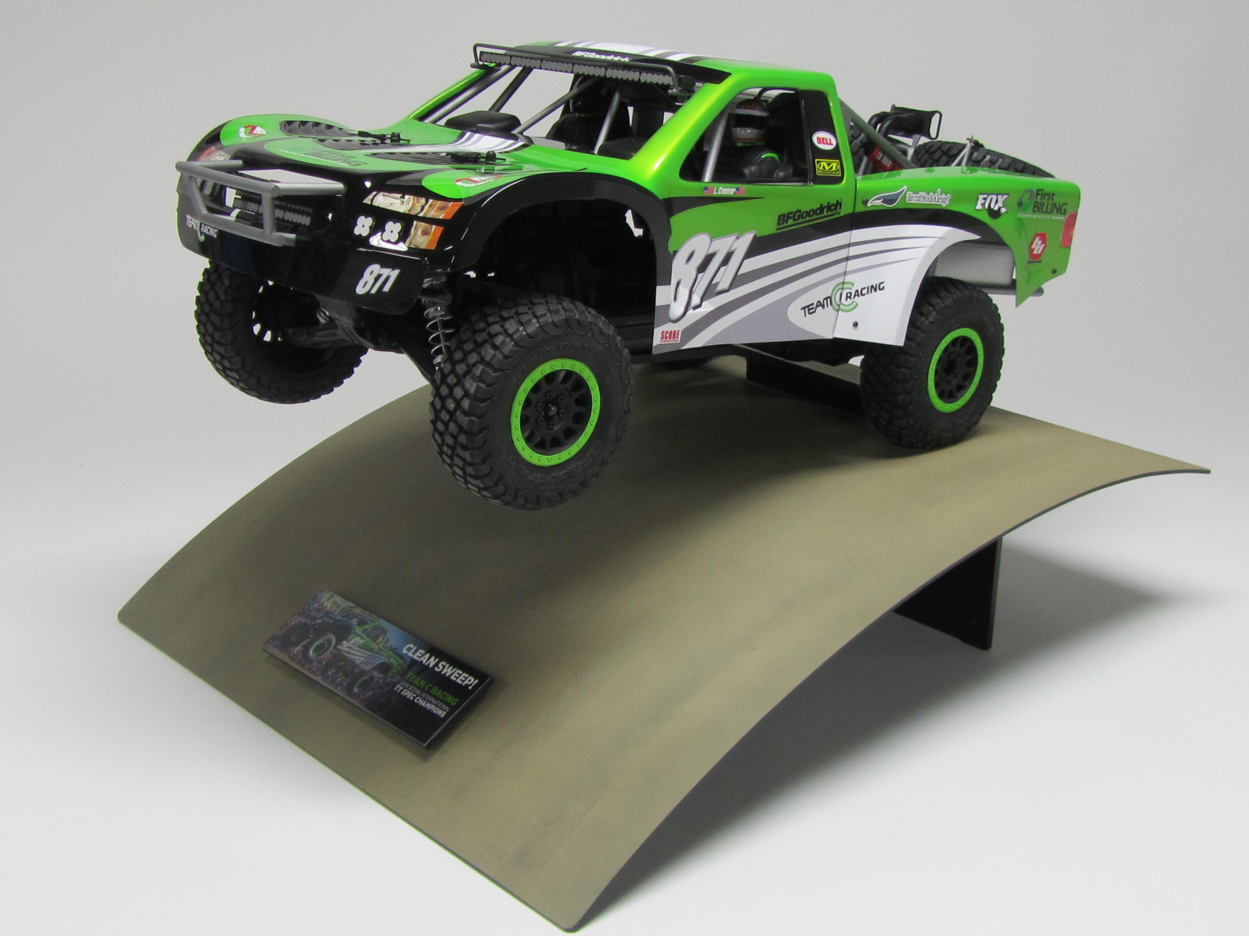 Trophy Truck Model - KiwiMill