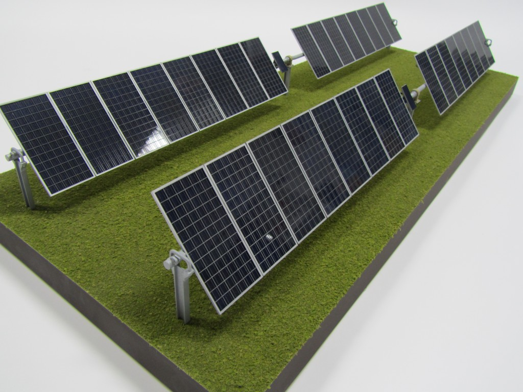 Solar Array Models Kiwimill