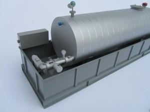 storage tank model