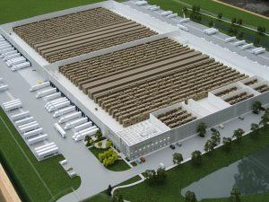 warehouse model