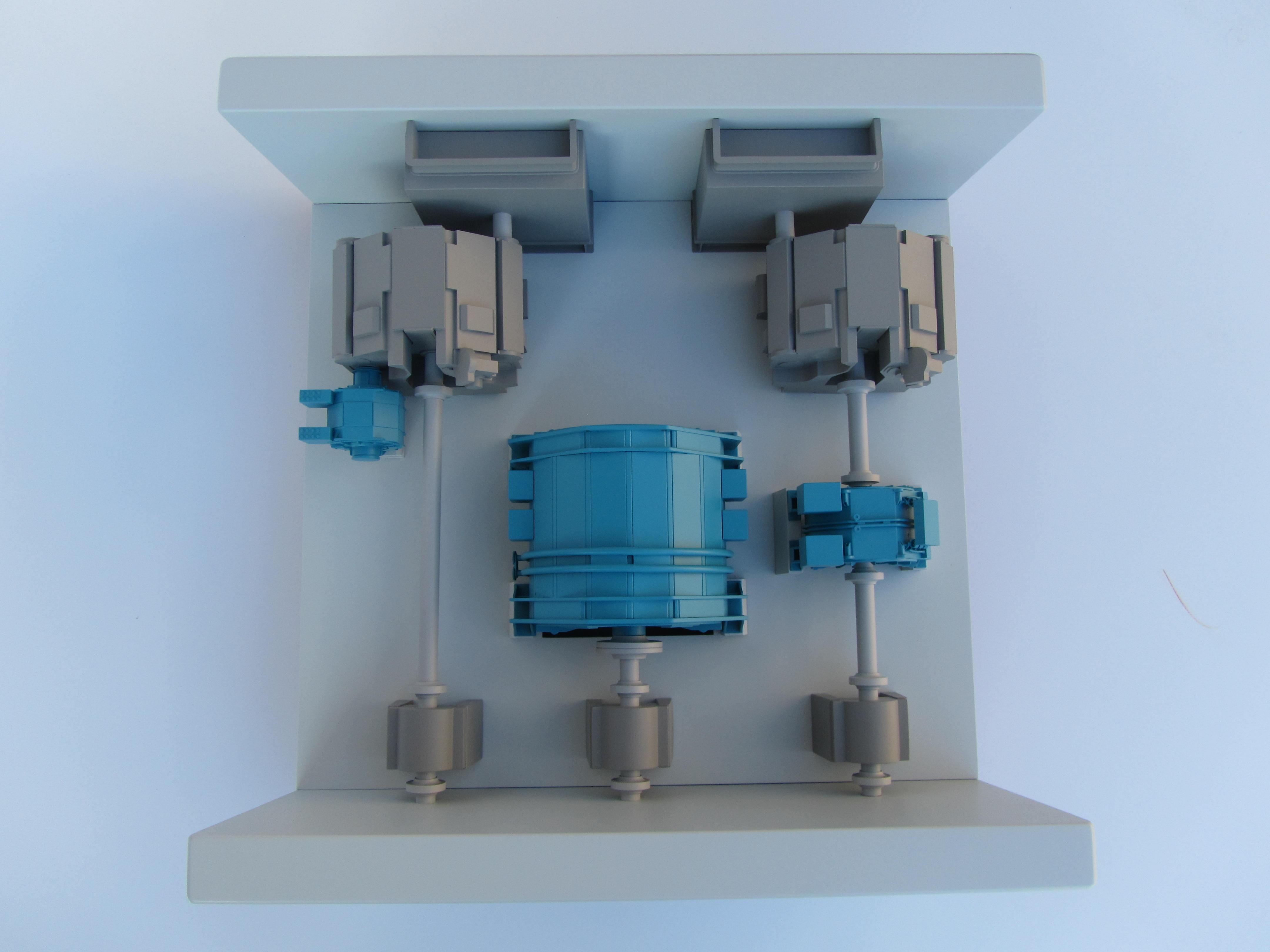 Ship Propulsion Model