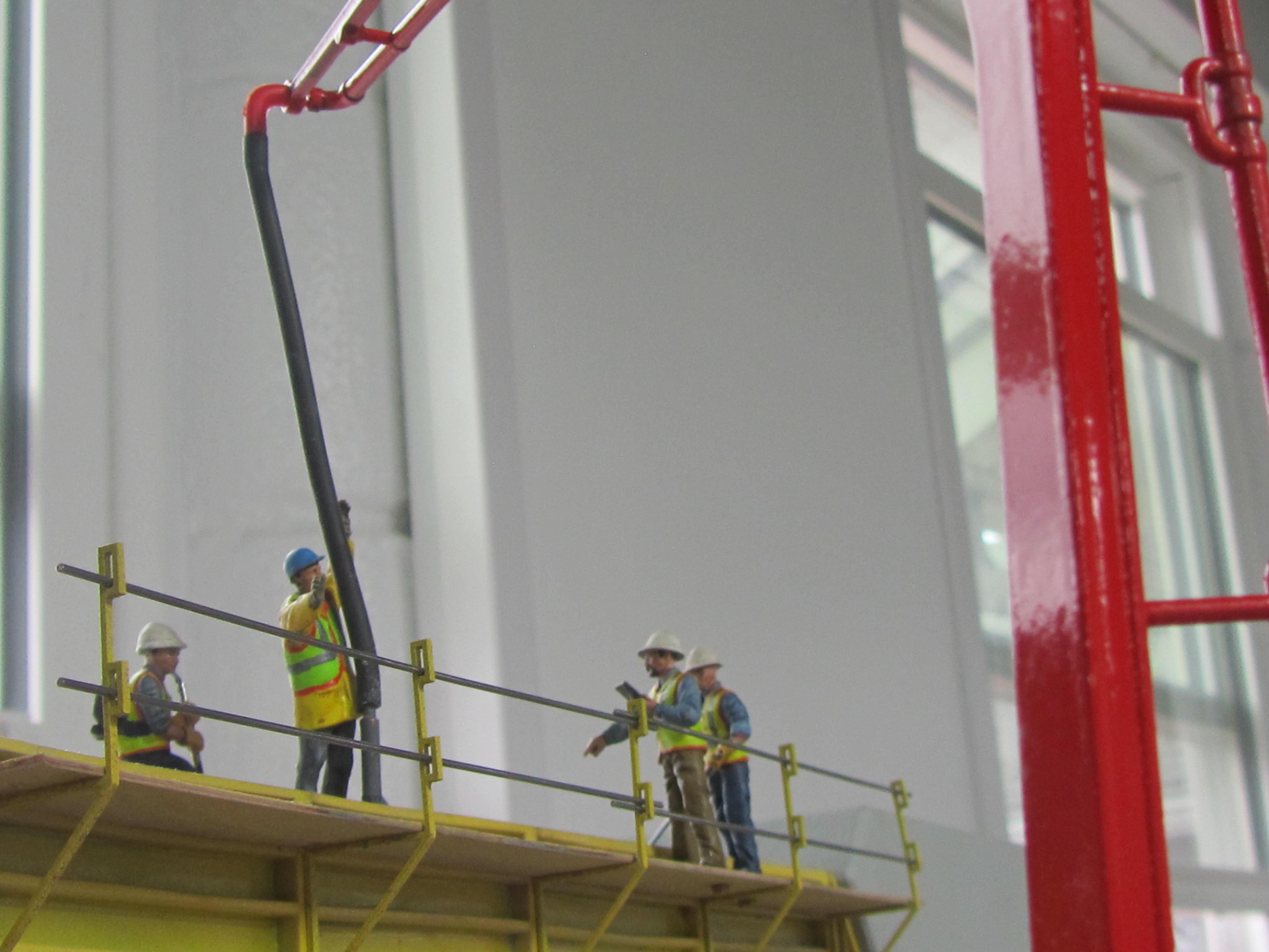 Construction Diorama