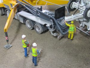 Construction Diorama