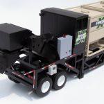 Fracking Trailer Model