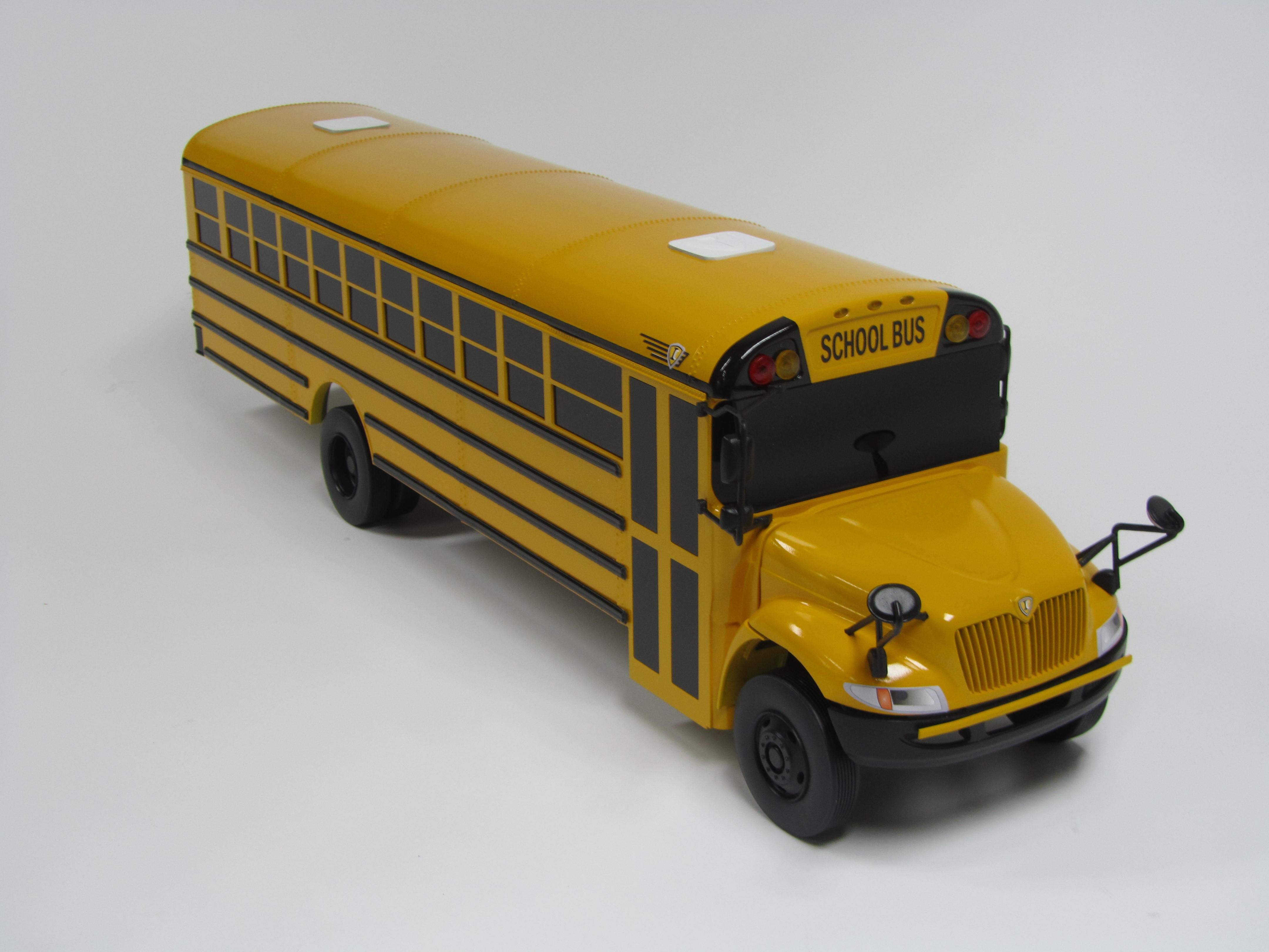school bus model
