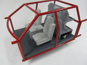 Truck Storage Model