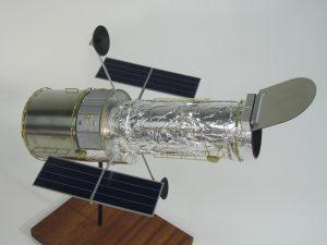 hubble telescope model
