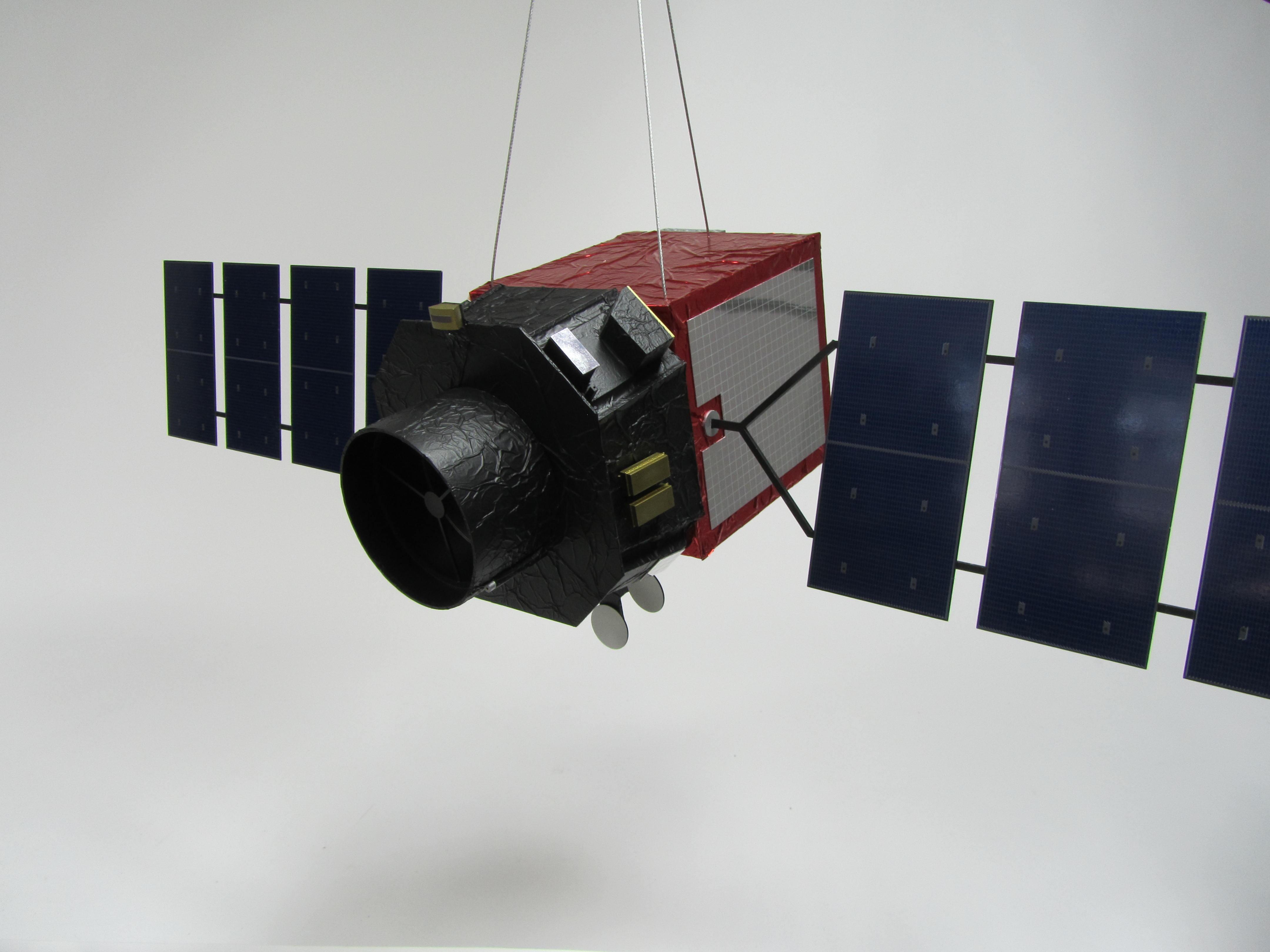 generic satellite model
