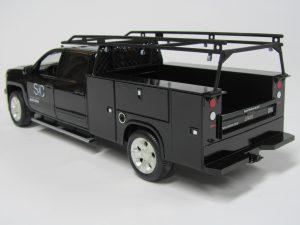 custom truck model