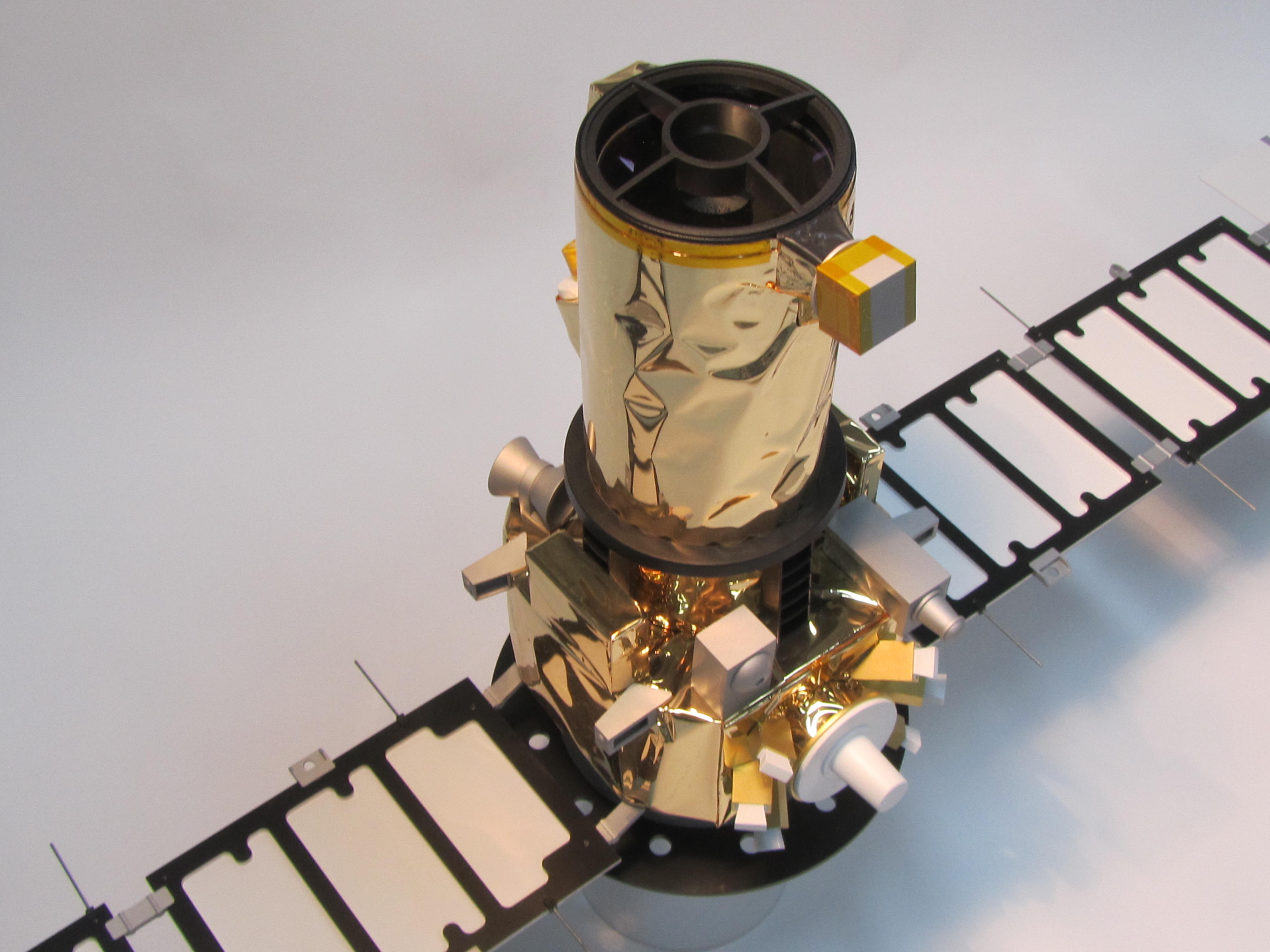 Large Satellite Model